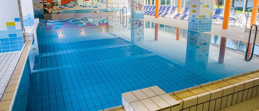 Hotel Kompas, Kranjska Gora, Slovenia - indoor pool.jpg